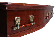 Load image into Gallery viewer, Bliss Cedar Coffin