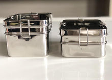 Load image into Gallery viewer, Stainless Steel Bento Lunchbox