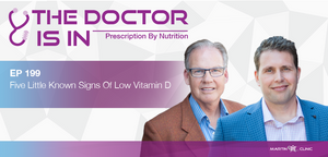 EP199 Five Little Known Signs Of Low Vitamin D