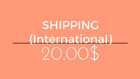 Shipping (International)