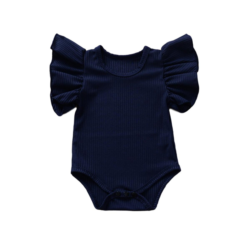 Claire Top in Navy