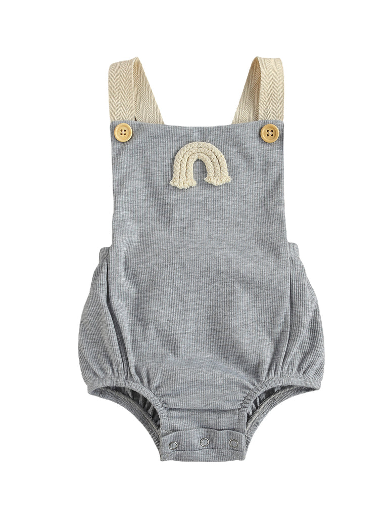Brentley Rainbow Romper