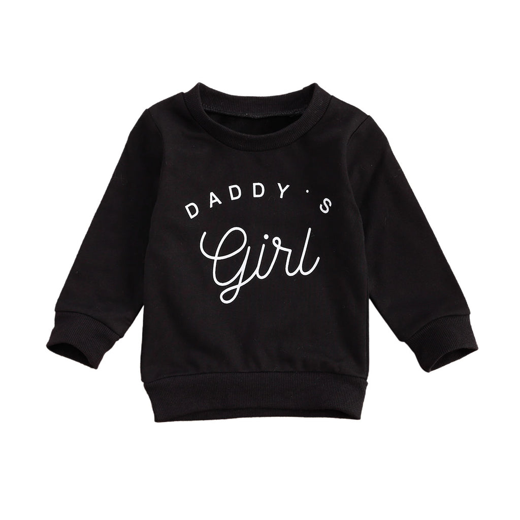 PRESALE Daddy's Girl Cotton Sweatshirt