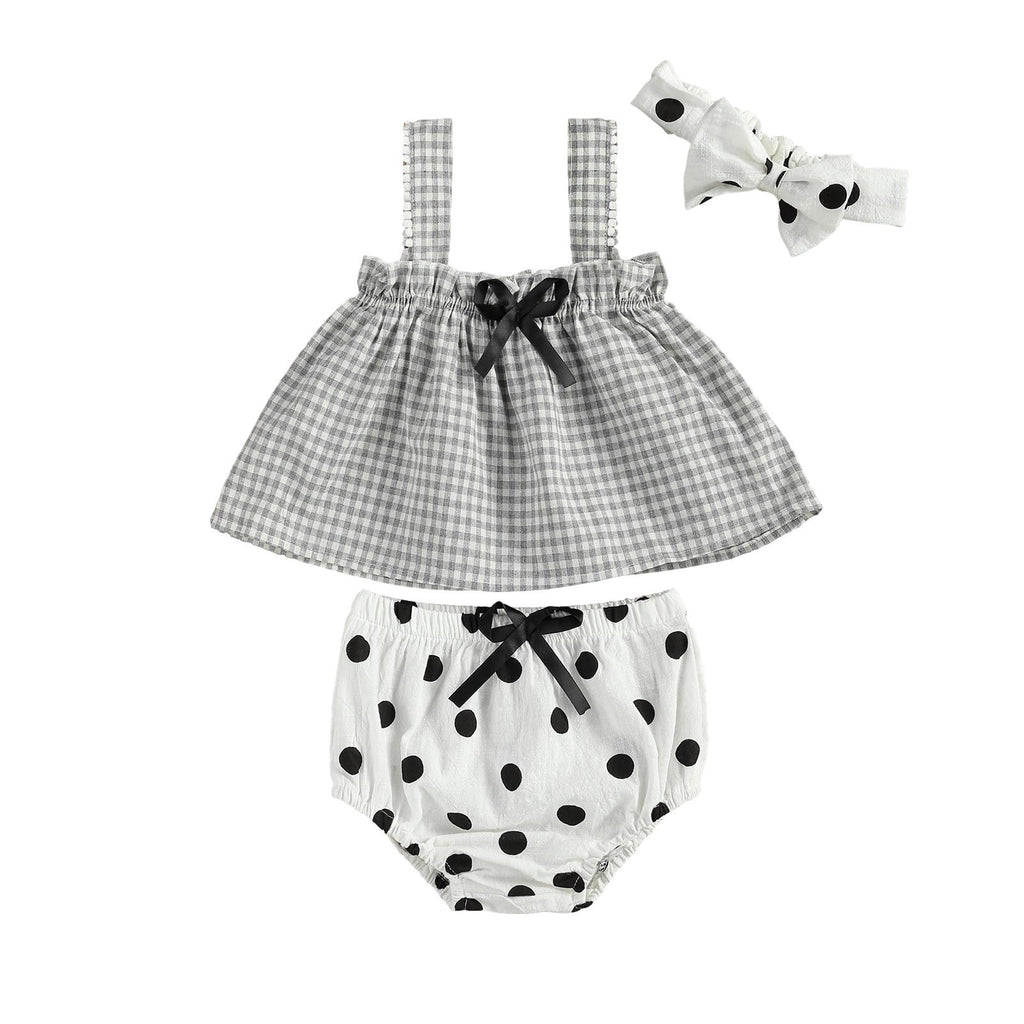Molly Polka Dot Set