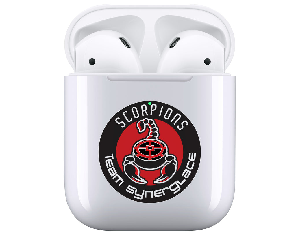 COQUE AIRPODS - MULHOUSE - HockeyCase