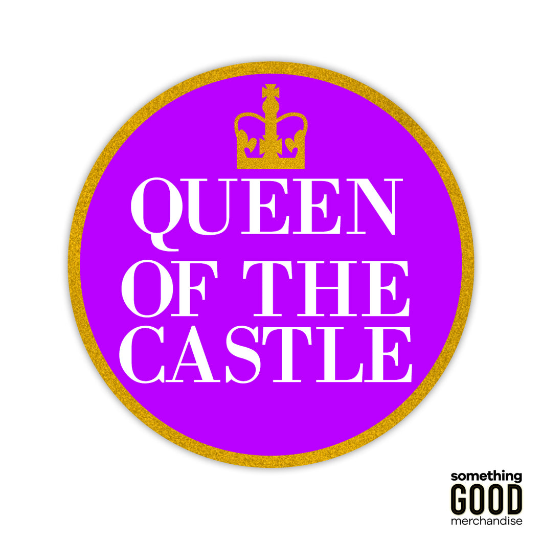 Head of the Royal Household Sticker