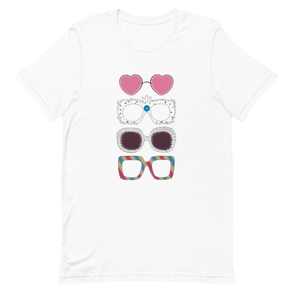 Rockstar Glasses T-Shirt
