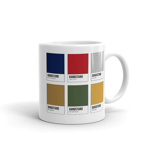 Cleveland's Finest Color Chip Mug