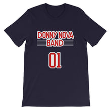 Load image into Gallery viewer, Band Leader Name and Number T-Shirt