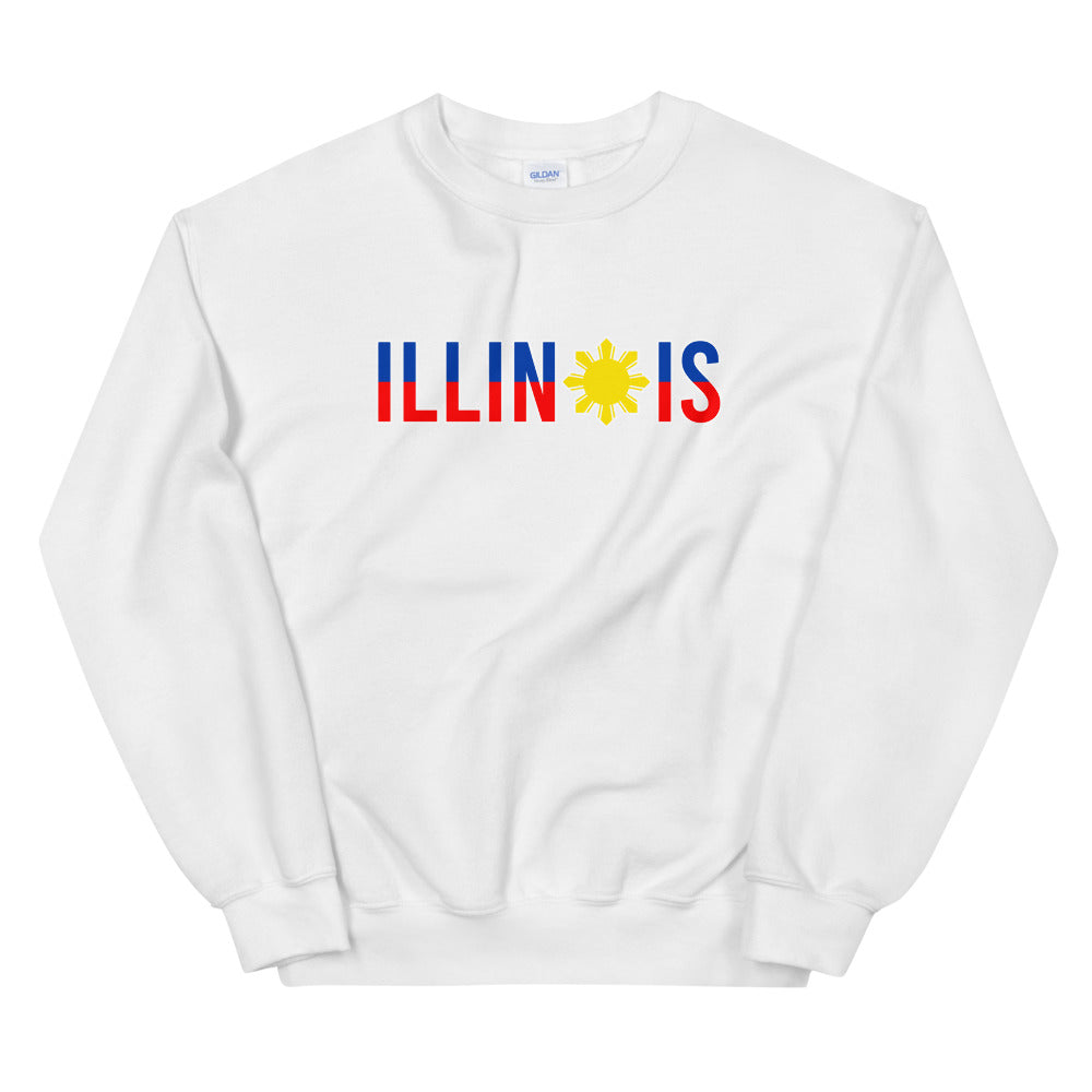 Philippine Sun ILLINOIS Sweatshirt