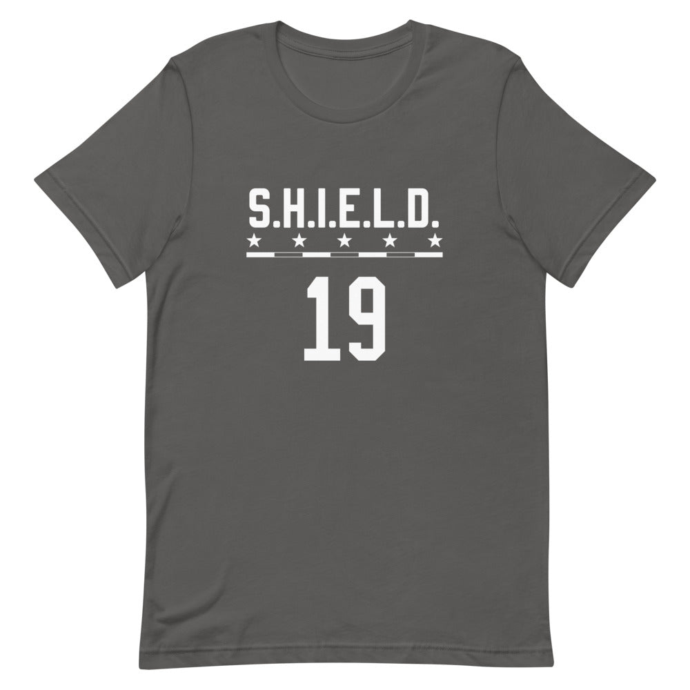 Mercenary Name and Number T-Shirt