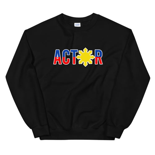 Philippine Sun ACTOR Sweatshirt