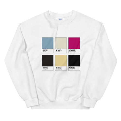 Citywide Strike Color Chip Sweatshirt
