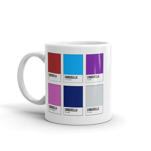 Enchanted Ball Color Chip Mug