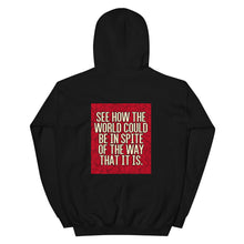 Load image into Gallery viewer, Red Carnation Hoodie