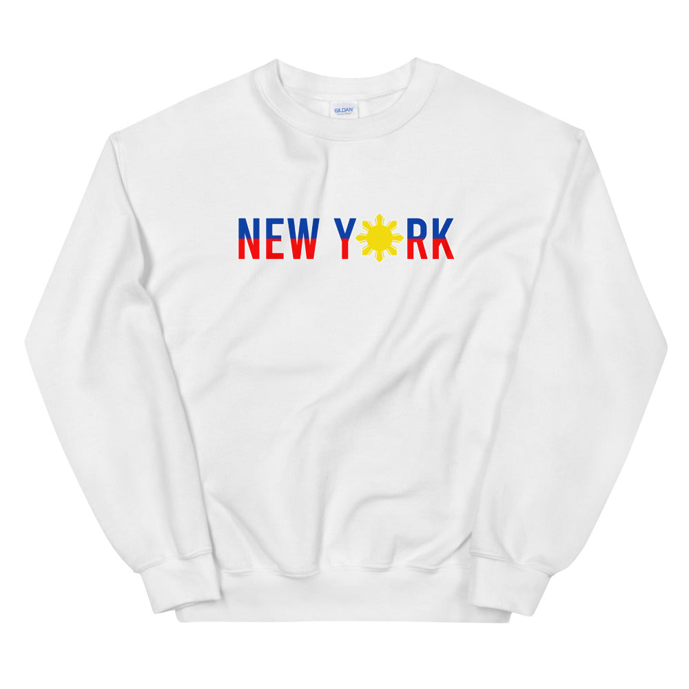 Philippine Sun NEW YORK Sweatshirt