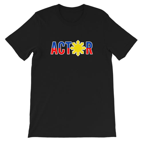 Philippine Sun ACTOR T-Shirt