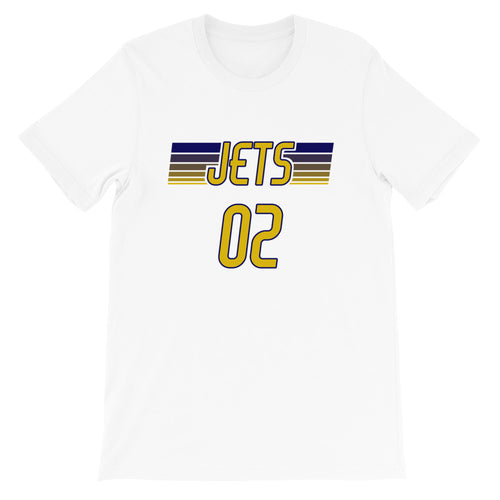 Flight Gang Leader Name and Number T-Shirt