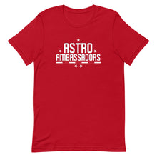 Load image into Gallery viewer, Astro Ambassadors T-Shirt