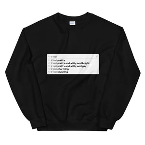 Feelings Search Bar Sweatshirt