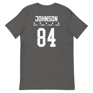 Tremors Name and Number T-Shirt