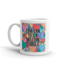 Load image into Gallery viewer, Love Stories Patterned Mug