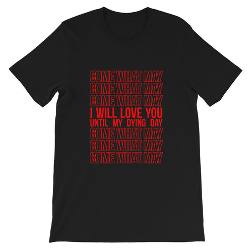 Everlasting Love Stacked Statement T-Shirt