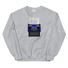 Load image into Gallery viewer, Front Page News Sweatshirt