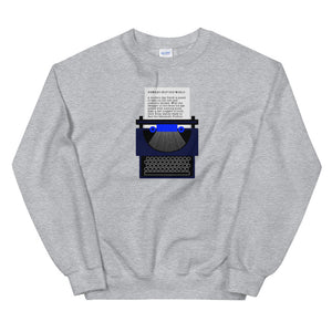 Front Page News Sweatshirt
