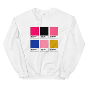 Queen Bees Color Chip Sweatshirt