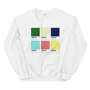 American Revolution Color Chip Sweatshirt