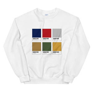 Cleveland's Finest Color Chip Sweatshirt