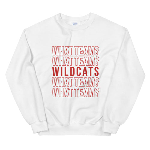 Mascot Stacked Statement Sweatshirt