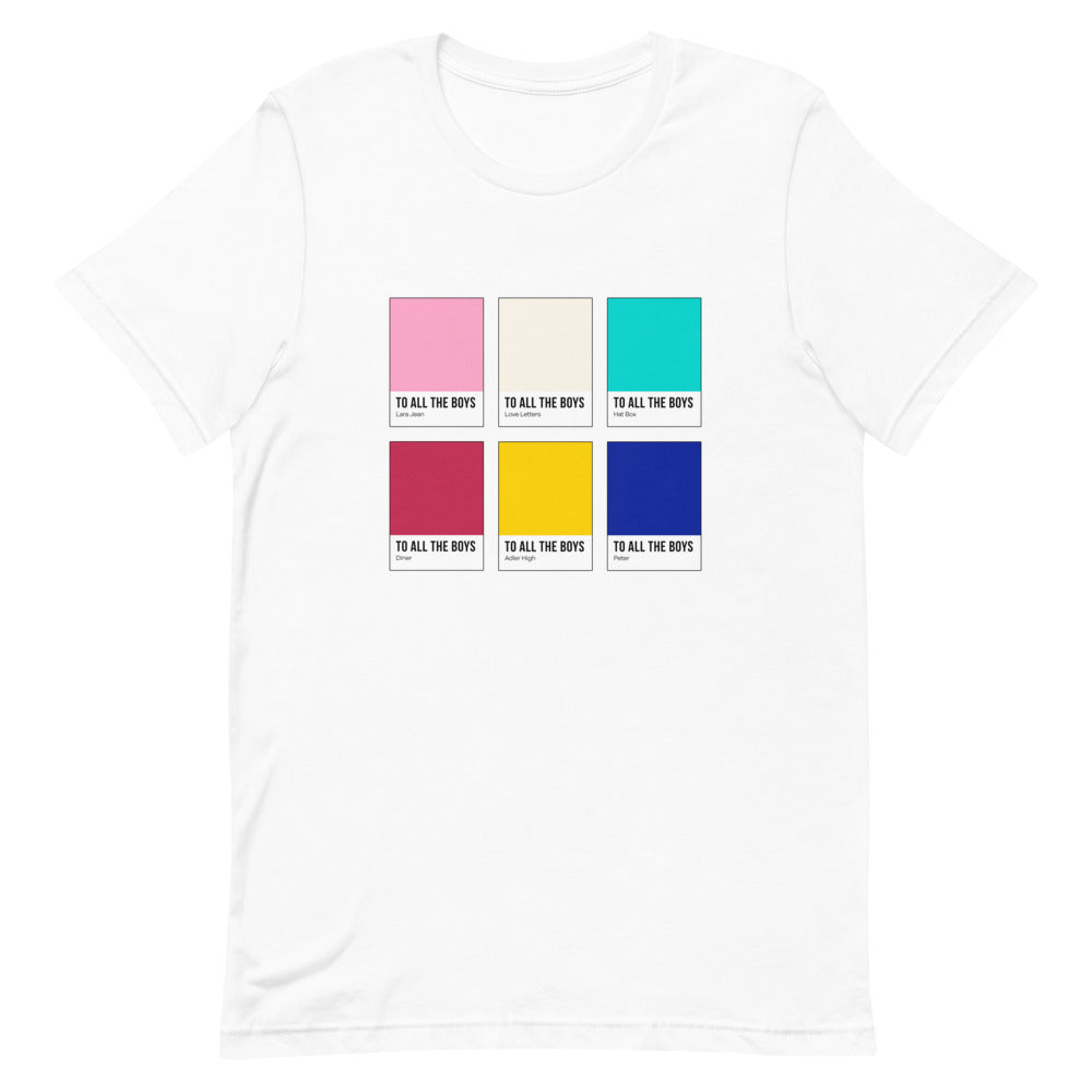 Covey Color Chip T-Shirt
