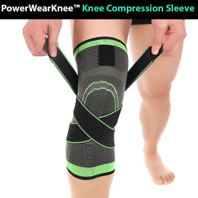 Knee Compression Sleeve - Power Knee Wear