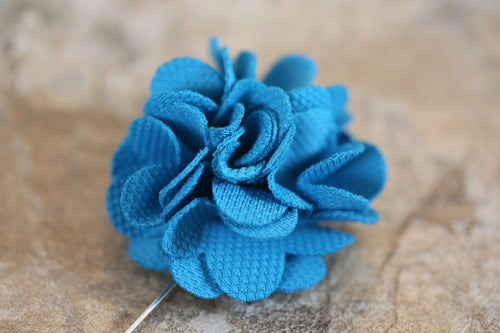 Gingham Flowers (Assorted Colors)