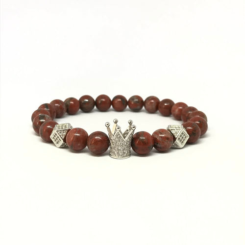 Crown Lava Silver