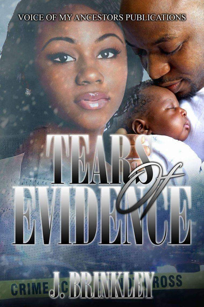 Tears of Evidence - Author J. Brinkley