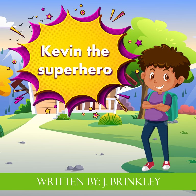 Kevin The super hero