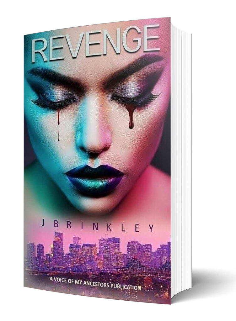 Revenge - Author J. Brinkley