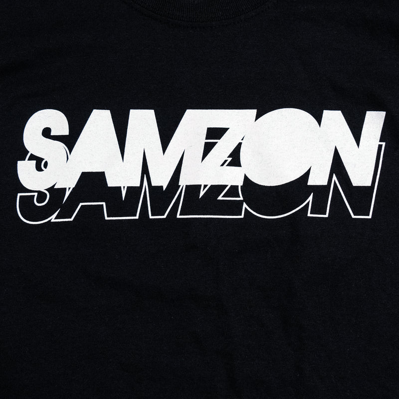 SAMZON FLEXEPEAL SHIRT BLACK