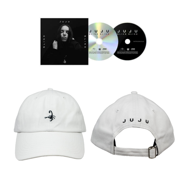 JUJU CAP + CD BUNDLE