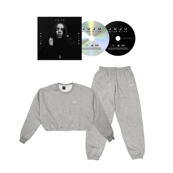 JUJU JOGGER + CD BUNDLE