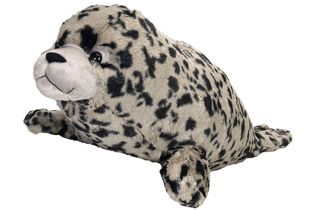 Harbor Seal Plush: Jumbo