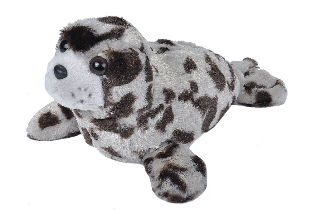 Harbor Seal Plush: Mini