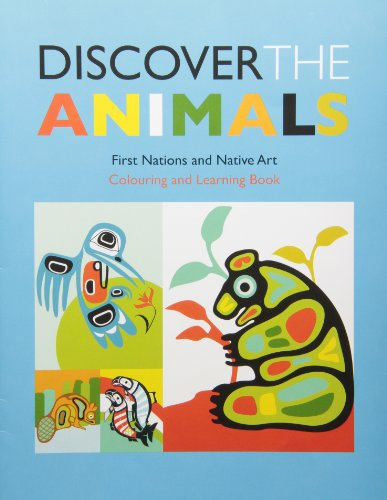 Discover the Animals of the Salish Sea: Coloring Book