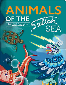Animals of the Salish Sea Board Book