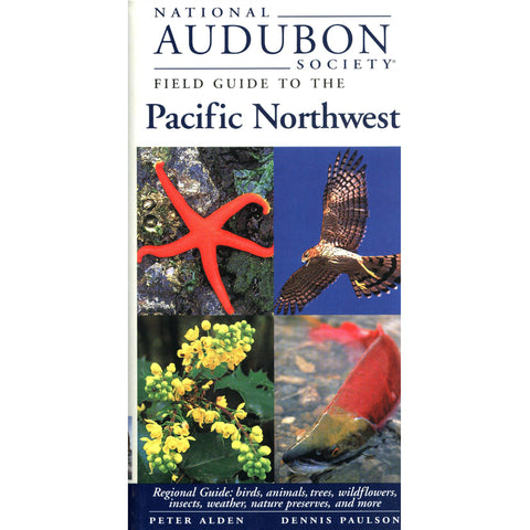 National Audubon Field Guide to PNW