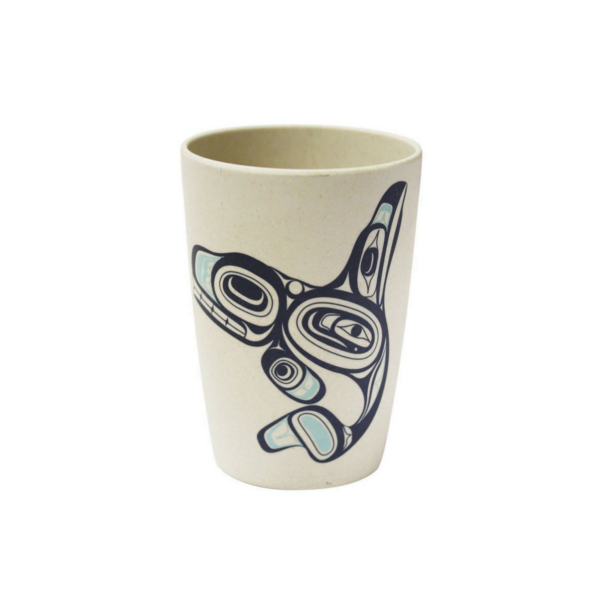Bamboo Cup - Whale