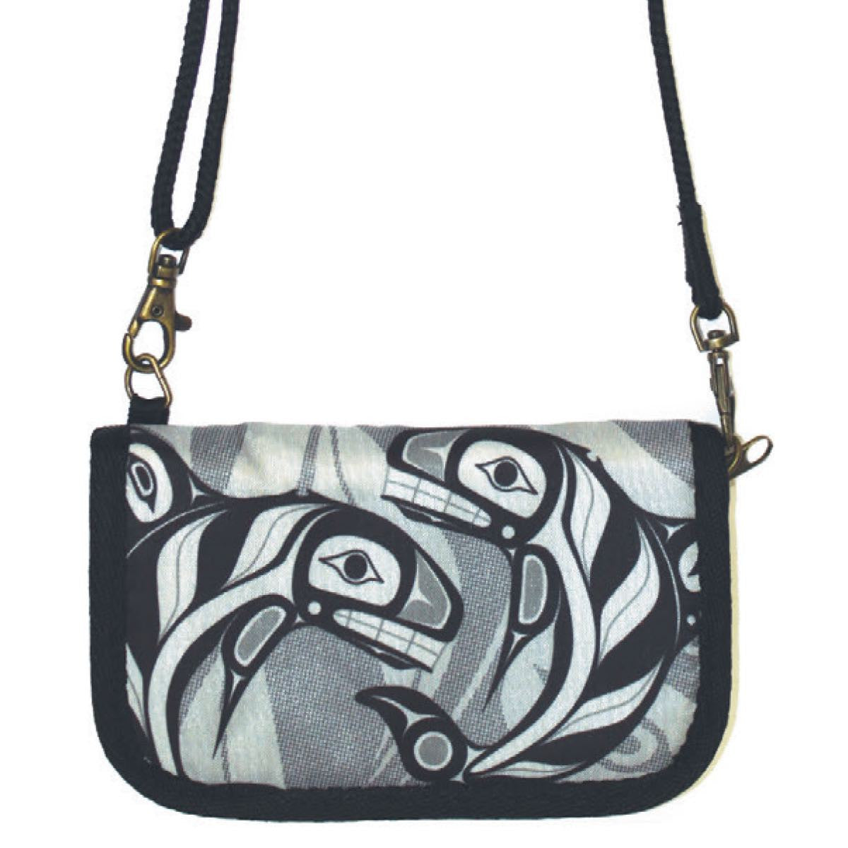 Travel Wallet: Killer Whale
